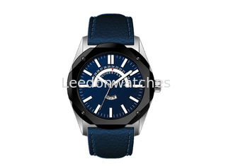 China Sapphire Glasses  100 M Stainless Steel Waterproof Watch Scratched Proof supplier