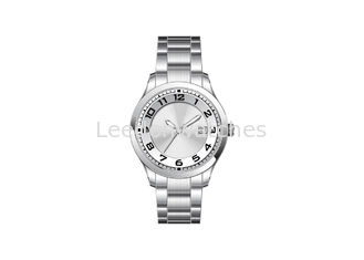 China Multi Dial Color Details Quartz Watch  , Solid Band Original Quartz Watch Japan Movt supplier