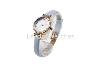 China Ladies Alloy Anolog Watches Timeless With Stainless Steel Crown 3ATM supplier