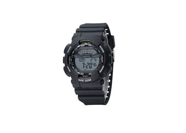 Children' S Plastic Chronograph Watch , Kids Digital Watch With Alarm