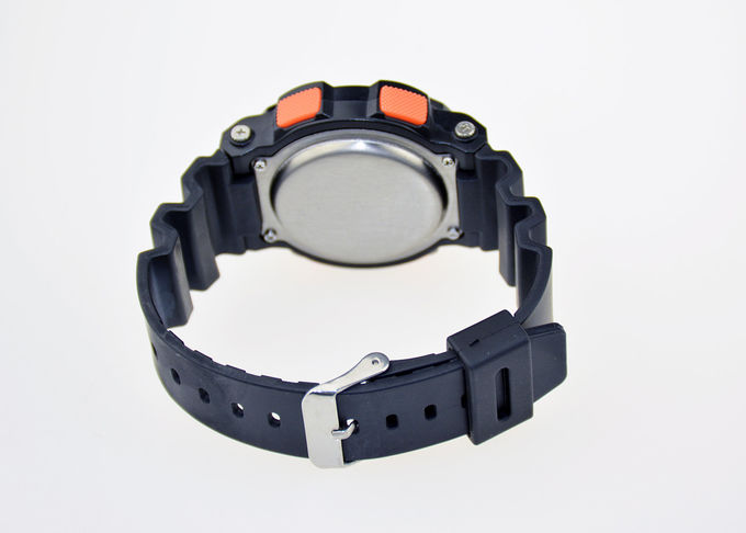 30m Waterproof Kids Electronic Watch , TPU Strap Children'S Sports Watch